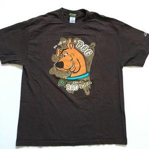 Scooby Doo Retro Cartoon Tee